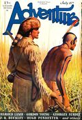Adventure (1910-1971 Ridgway/Butterick/Popular) Pulp Jul 15 1931