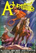 Adventure (1910-1971 Ridgway/Butterick/Popular) Pulp Sep 15 1931
