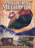 Modern Mechanic and Inventions (1932-1938) Pulp Vol. 3 #1