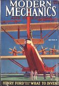 Modern Mechanic and Inventions (1932-1938) Pulp Vol. 3 #2