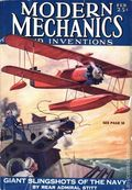 Modern Mechanic and Inventions (1932-1938) Pulp Vol. 3 #4
