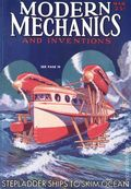 Modern Mechanic and Inventions (1932-1938) Pulp Vol. 3 #5