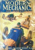 Modern Mechanic and Inventions (1932-1938) Pulp Vol. 3 #6