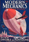 Modern Mechanic and Inventions (1932-1938) Pulp Vol. 4 #1