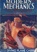 Modern Mechanic and Inventions (1932-1938) Pulp Vol. 4 #2