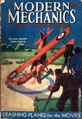 Modern Mechanic and Inventions (1932-1938) Pulp Vol. 4 #3