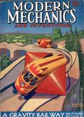 Modern Mechanic and Inventions (1932-1938) Pulp Vol. 4 #4