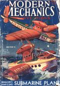 Modern Mechanic and Inventions (1932-1938) Pulp Vol. 4 #5