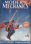 Modern Mechanic and Inventions (1932-1938) Pulp Vol. 4 #6