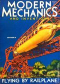 Modern Mechanic and Inventions (1932-1938) Pulp Vol. 5 #1