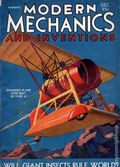 Modern Mechanic and Inventions (1932-1938) Pulp Vol. 5 #2