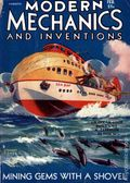 Modern Mechanic and Inventions (1932-1938) Pulp Vol. 5 #4