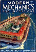 Modern Mechanic and Inventions (1932-1938) Pulp Vol. 5 #5