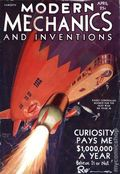 Modern Mechanic and Inventions (1932-1938) Pulp Vol. 5 #6