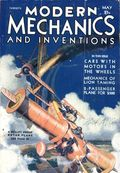 Modern Mechanic and Inventions (1932-1938) Pulp Vol. 6 #1