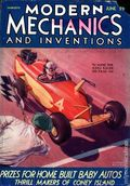 Modern Mechanic and Inventions (1932-1938) Pulp Vol. 6 #2