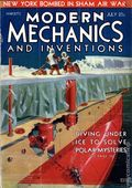 Modern Mechanic and Inventions (1932-1938) Pulp Vol. 6 #3