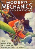 Modern Mechanic and Inventions (1932-1938) Pulp Vol. 6 #4
