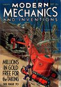 Modern Mechanic and Inventions (1932-1938) Pulp Vol. 6 #5