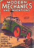 Modern Mechanic and Inventions (1932-1938) Pulp Vol. 6 #6