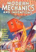 Modern Mechanic and Inventions (1932-1938) Pulp Vol. 7 #3
