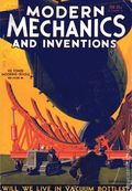 Modern Mechanic and Inventions (1932-1938) Pulp Vol. 7 #5