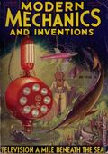 Modern Mechanic and Inventions (1932-1938) Pulp Vol. 7 #6