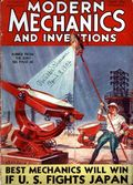 Modern Mechanic and Inventions (1932-1938) Pulp Vol. 8 #1