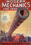 Modern Mechanic and Inventions (1932-1938) Pulp Vol. 8 #2