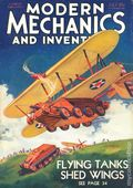 Modern Mechanic and Inventions (1932-1938) Pulp Vol. 8 #3