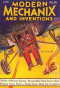 Modern Mechanic and Inventions (1932-1938) Pulp Vol. 8 #5