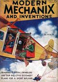 Modern Mechanic and Inventions (1932-1938) Pulp Vol. 8 #6