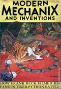 Modern Mechanic and Inventions (1932-1938) Pulp Vol. 9 #1