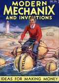 Modern Mechanic and Inventions (1932-1938) Pulp Vol. 9 #2