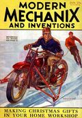 Modern Mechanic and Inventions (1932-1938) Pulp Vol. 9 #3