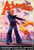 Adventure (1910-1971 Ridgway/Butterick/Popular) Pulp Feb 1 1932