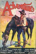 Adventure (1910-1971 Ridgway/Butterick/Popular) Pulp Vol. 82 #1