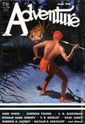 Adventure (1910-1971 Ridgway/Butterick/Popular) Pulp Vol. 83 #1