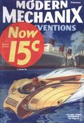 Modern Mechanic and Inventions (1932-1938) Pulp Vol. 9 #4
