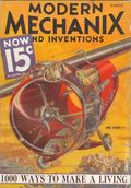 Modern Mechanic and Inventions (1932-1938) Pulp Vol. 9 #5