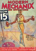 Modern Mechanic and Inventions (1932-1938) Pulp Vol. 10 #2