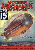 Modern Mechanic and Inventions (1932-1938) Pulp Vol. 10 #3