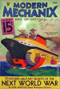 Modern Mechanic and Inventions (1932-1938) Pulp Vol. 11 #3