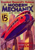 Modern Mechanic and Inventions (1932-1938) Pulp Vol. 11 #4