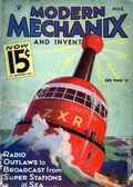 Modern Mechanic and Inventions (1932-1938) Pulp Vol. 11 #5