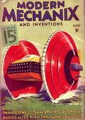Modern Mechanic and Inventions (1932-1938) Pulp Vol. 12 #2
