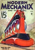 Modern Mechanic and Inventions (1932-1938) Pulp Vol. 12 #4