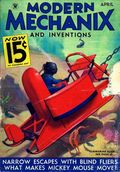 Modern Mechanic and Inventions (1932-1938) Pulp Vol. 12 #6