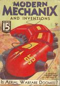 Modern Mechanic and Inventions (1932-1938) Pulp Vol. 13 #1