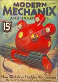 Modern Mechanic and Inventions (1932-1938) Pulp Vol. 13 #3